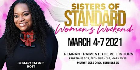 Women's Weekend 2021 tickets