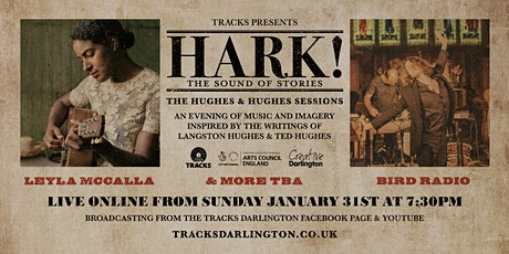 HARK: The Sound of Stories - Poetry Writing Workshop tickets