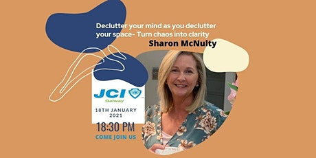 Declutter Your Mind with Sharon McNulty - Wellbeing Series tickets