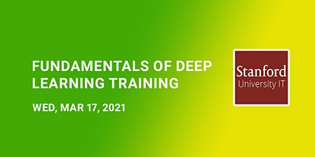 Online Fundamentals of Deep Learning Training tickets