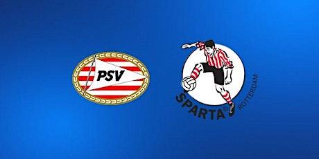 NAAR-TV@!.MaTch Sparta v PSV LIVE OP TV 2021 tickets