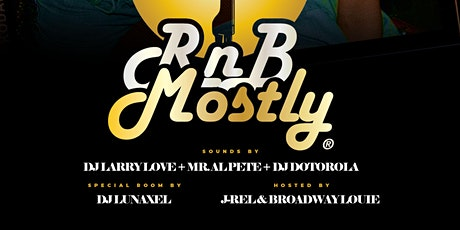 RnBMostly: A Mostly R&B 'DayParty' - Happy New Year! Sweet 16 ! (Jan. 2021) tickets