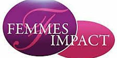 TEA TIME DES FEMMES D'IMPACT billets