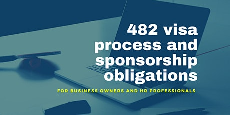 482 One-on-One Training session - Q&A sponsorship process and compliance tickets