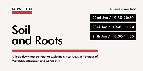 Soil and Roots Conference tickets