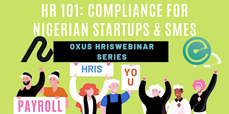 HR 101: Compliance for Nigerian Startups & SMEs tickets