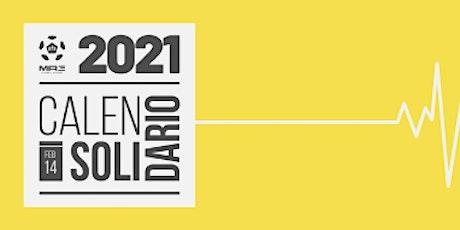 Calendario Solidario 2021/Febrero: Astrapace entradas