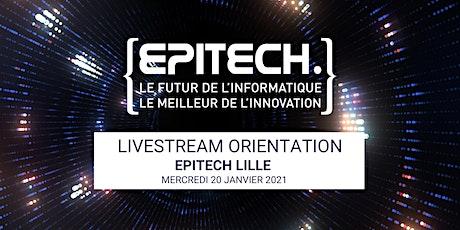 Livestream Orientation billets