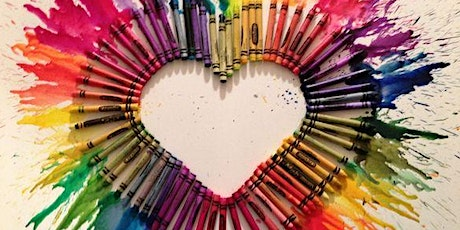 Creative Healing Space Hosts 6 Group Art Therapy Sessions w/ Lisa Brunick tickets