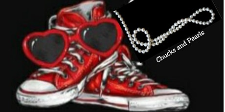 'Chucks and Pearls ' Sip and Paint - Valentine's Day Event tickets