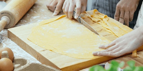 In-Person Class: Italian Date Night: Handmade Pappardelle with Porcini Mush tickets