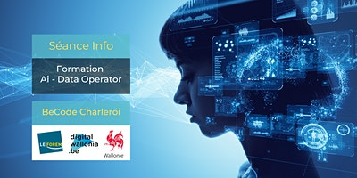 BeCode Charleroi – Formation Ai – Séance info