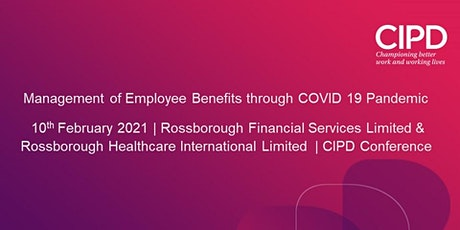 Management of Employee Benefits through COVID-19 Pandemic tickets