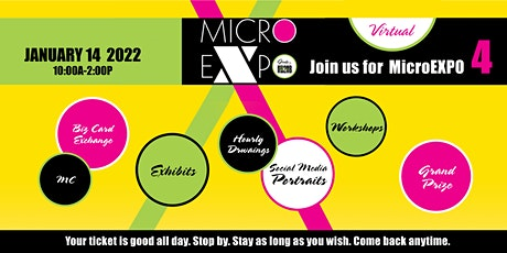 Joule MB2MB MICRO EXPO 4 tickets