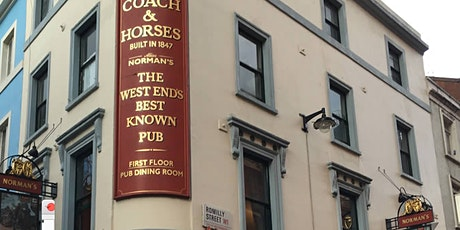 Copy of Literary Haunts of London. A Tasting Tour of Soho Pubs tickets