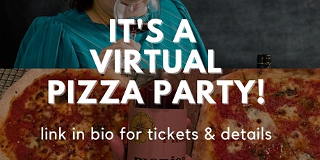 Virtual Pizza Party tickets