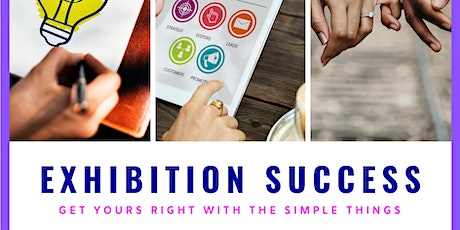 Sell Exhibitions? Free Exhibition Training - 7 Steps to Selling Exhibitions tickets