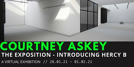 'The Exposition - Introducing Hercy B' - Virtual exhibition tickets