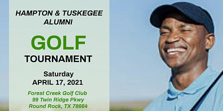 Hampton & Tuskegee Alumni Golf Tournament tickets