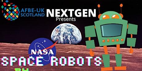 NASA SPACE ROBOTS tickets