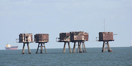 Virtual Tour - The Thames Estuary tickets