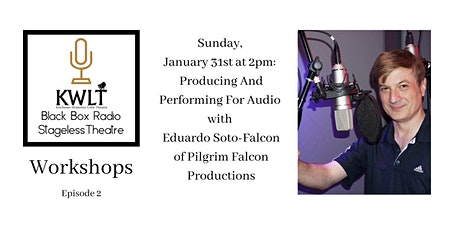 Producing and Performing for Audio with Eduardo Soto-Falcon tickets