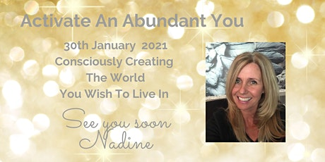 Activate An Abundant You 2021 tickets