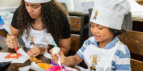Virtual Valentine's Day Cookie Decorating Event with Blue's Baking Bash tickets