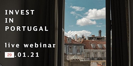 ALL YOU NEED TO KNOW ABOUT LIVING AND INVESTING IN PORTUGAL - FOR AMERICANS tickets