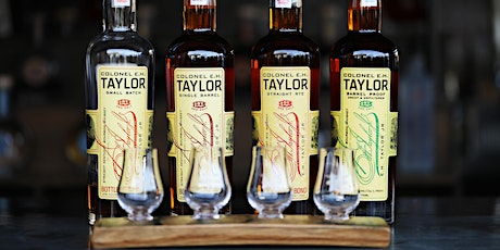 Whisk(e)y of the World Part 2 - The Best of Buffalo Trace, E.H. Taylor tickets