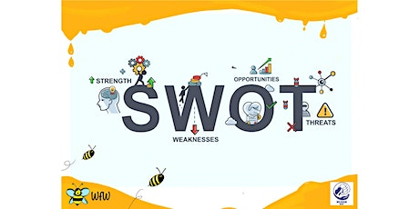We for Women: Personal SWOT Analysis and Confidence Building tickets