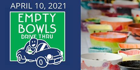 Empty Bowls Drive Thru tickets