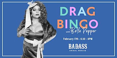 DRAG BINGO - An evening with Belle Pepper to support Badass Brooklyn tickets