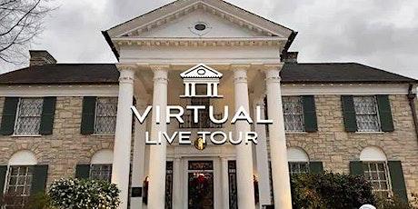 Virtual Live Tours tickets