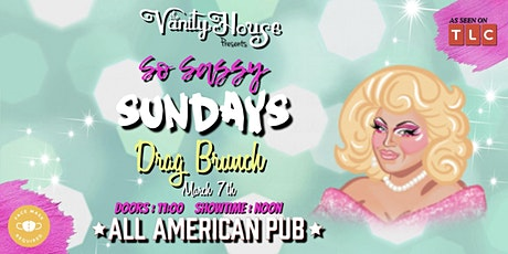 Drag Brunch by The Vanity House tickets