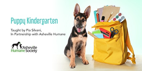 Puppy Kindergarten tickets