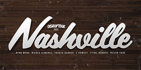 Disruptour |Trifecta | NASHVILLE tickets