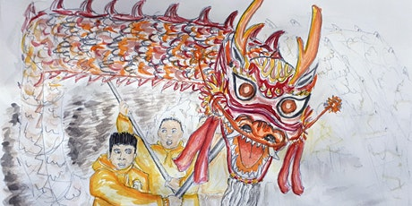 Get Drawing: Chinese Dragons Workshop tickets