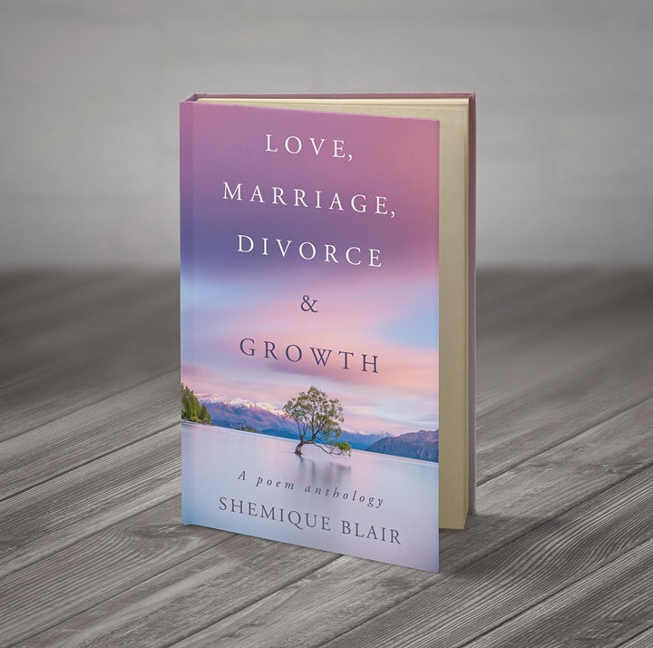"Virtual Book Signing - ""Love, Marriage, Divorce & Growth"" image"