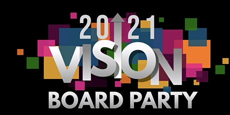 Plan The Vision- Virtual Vision Board Party tickets