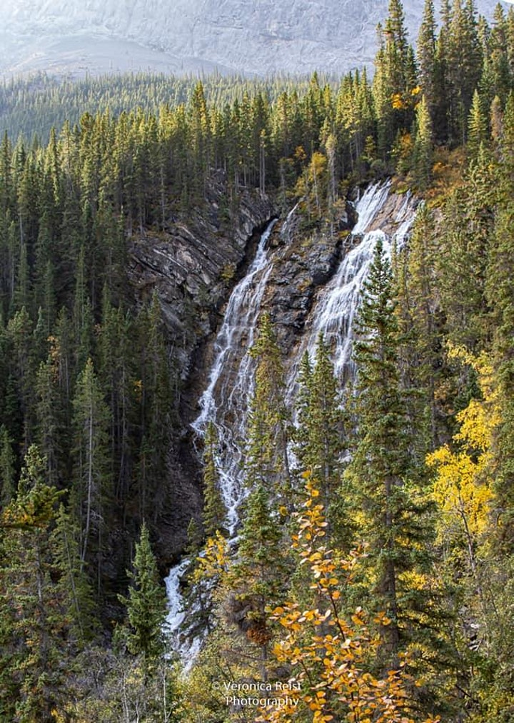 Waterfalls and Glacial pools at Grassi- Beginner guided hike image