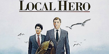New Plaza Cinema Classic Talk Back:  Local Hero (1983) with Peter Riegert tickets