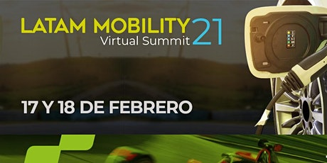 Latam Mobility Virtual Summit entradas