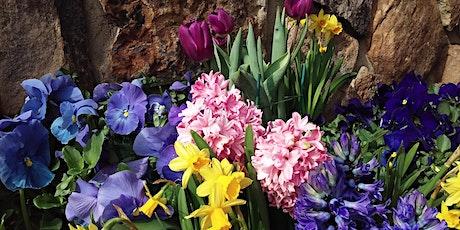 Spring Planter tickets