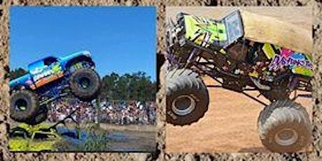 Twin Citys Raceway  Monster truck show tickets