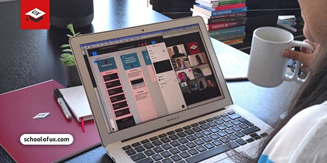 Learn UX and UI design in 5-day crash course with portfolio advice tickets