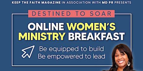 The DTS Women's Ministry Breakfast tickets