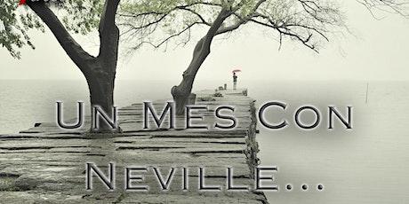 Neville Goddard, Seminario y presentación de Curso entradas