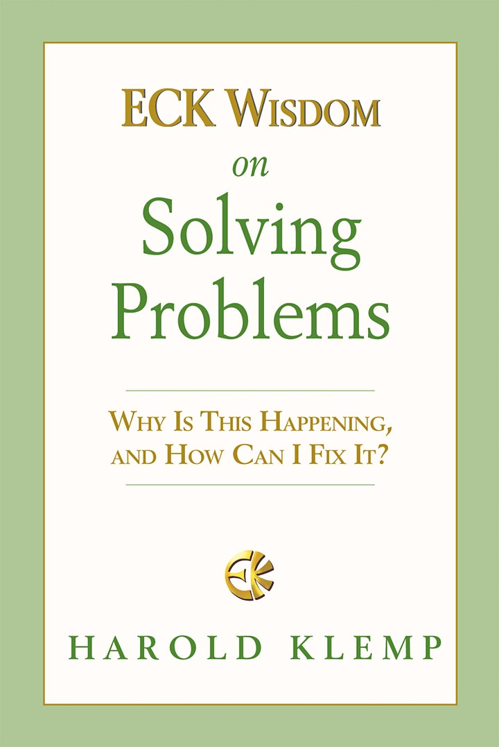 Spiritual Wisdom on Solving Problems image