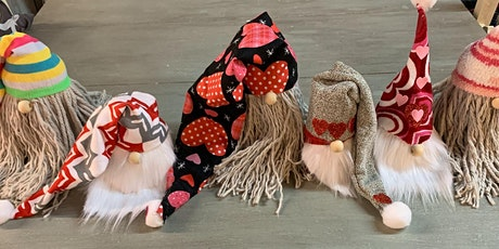 Come Make Some Super Cute Valentine Gnomes! tickets